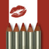 LIp Pencil Pin Up Girl Red4