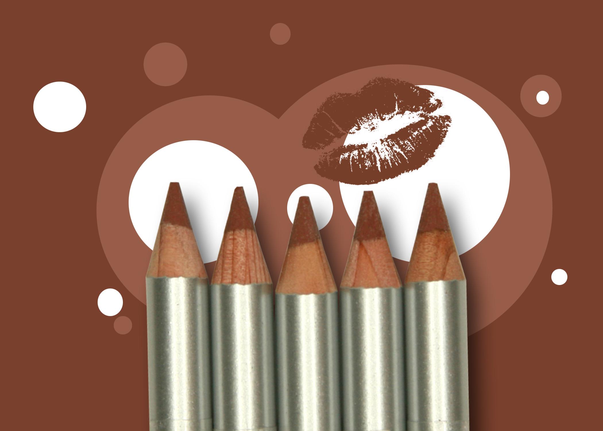 LIp Pencil Pink Mocha2