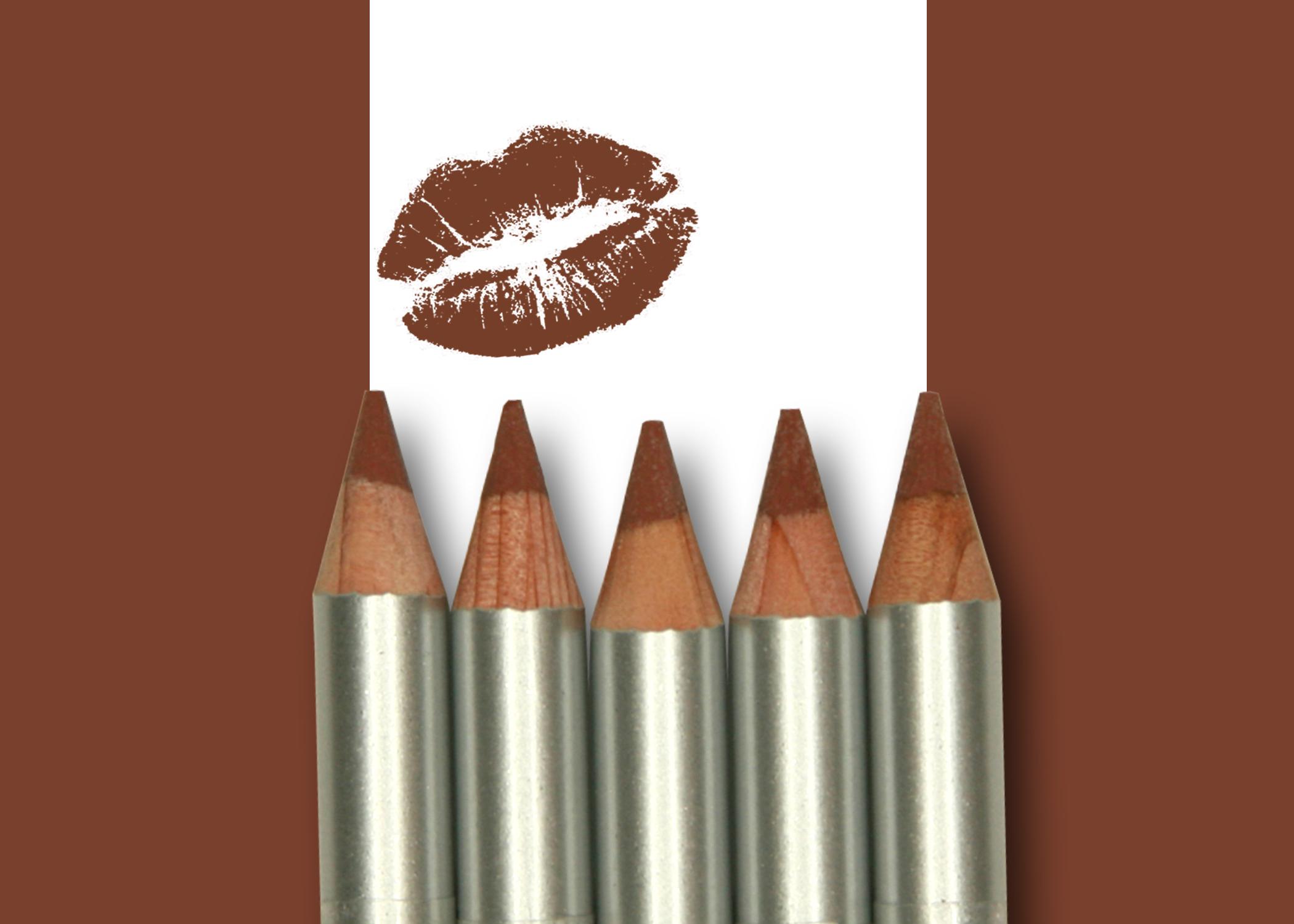 LIp Pencil Pink Mocha4