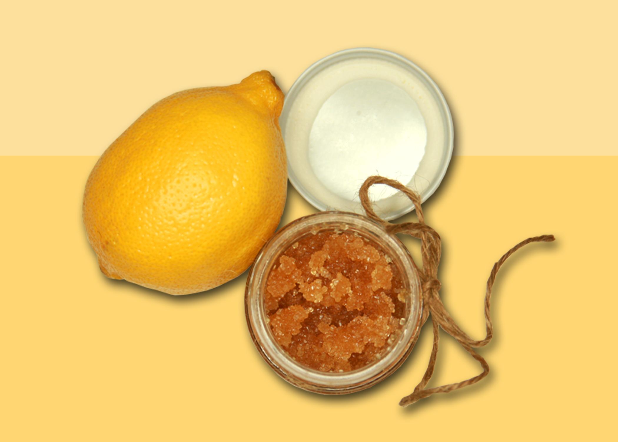 Lemon scrub 2