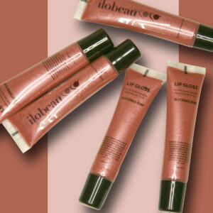 Lip Gloss Tube Preview Buttered Rum