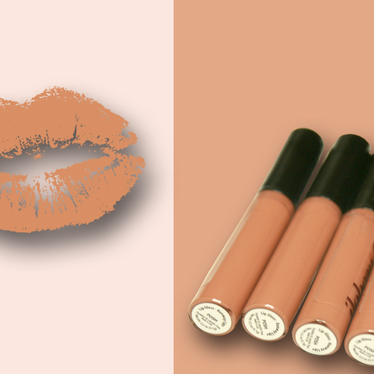 Lip Gloss Wand Preview Posh