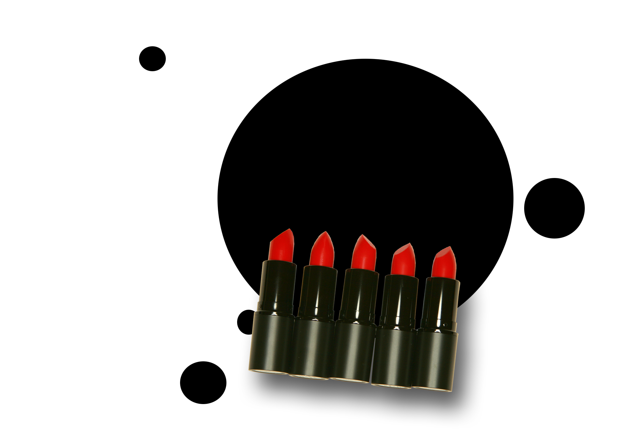 LipStick Matte Real Red2